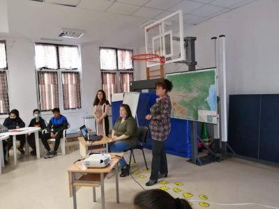 Бинарен урок - ОУ Христо Ботев - Бургас, Победа